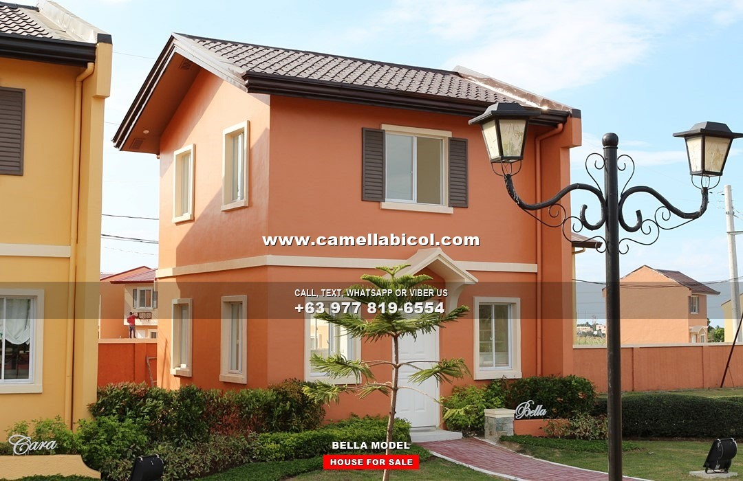 Bella House for Sale in Bicol