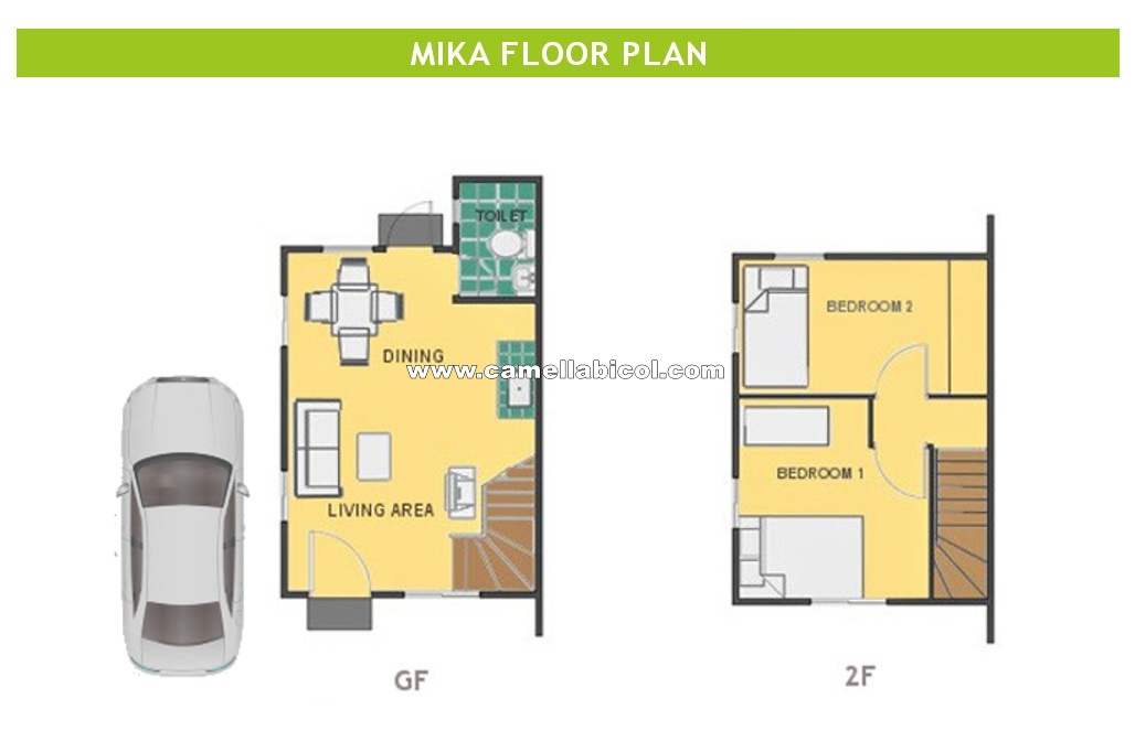 Mika  House for Sale in Bicol