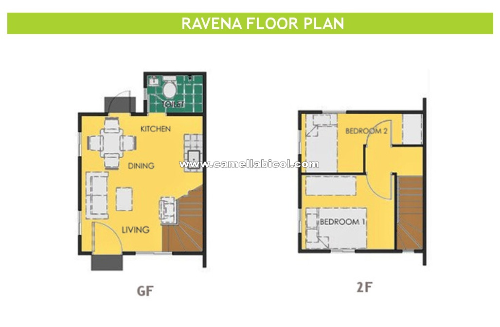 Ravena  House for Sale in Bicol