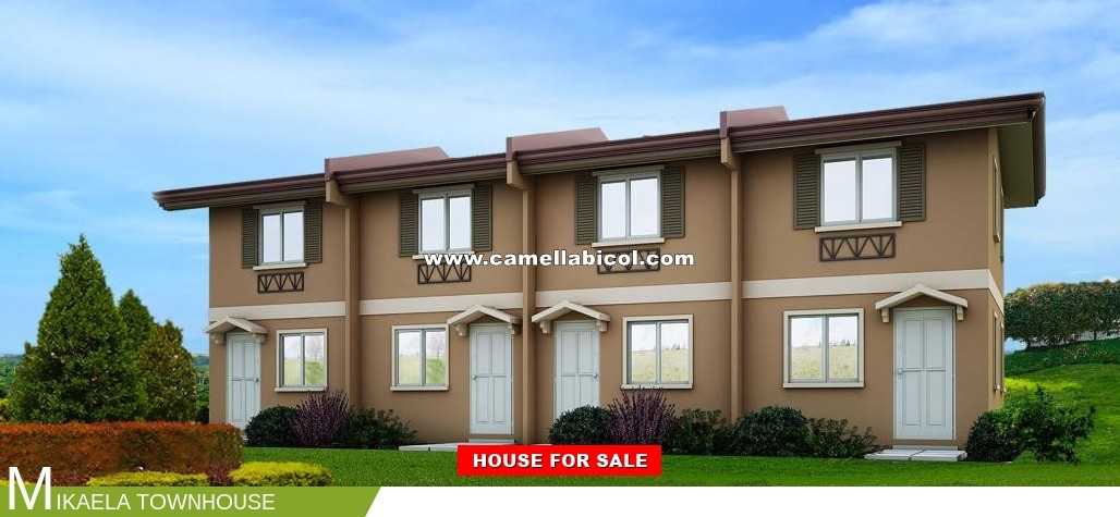 Mikaela House for Sale in Bicol