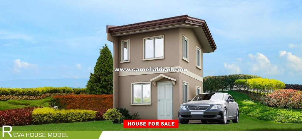 Reva House for Sale in Bicol