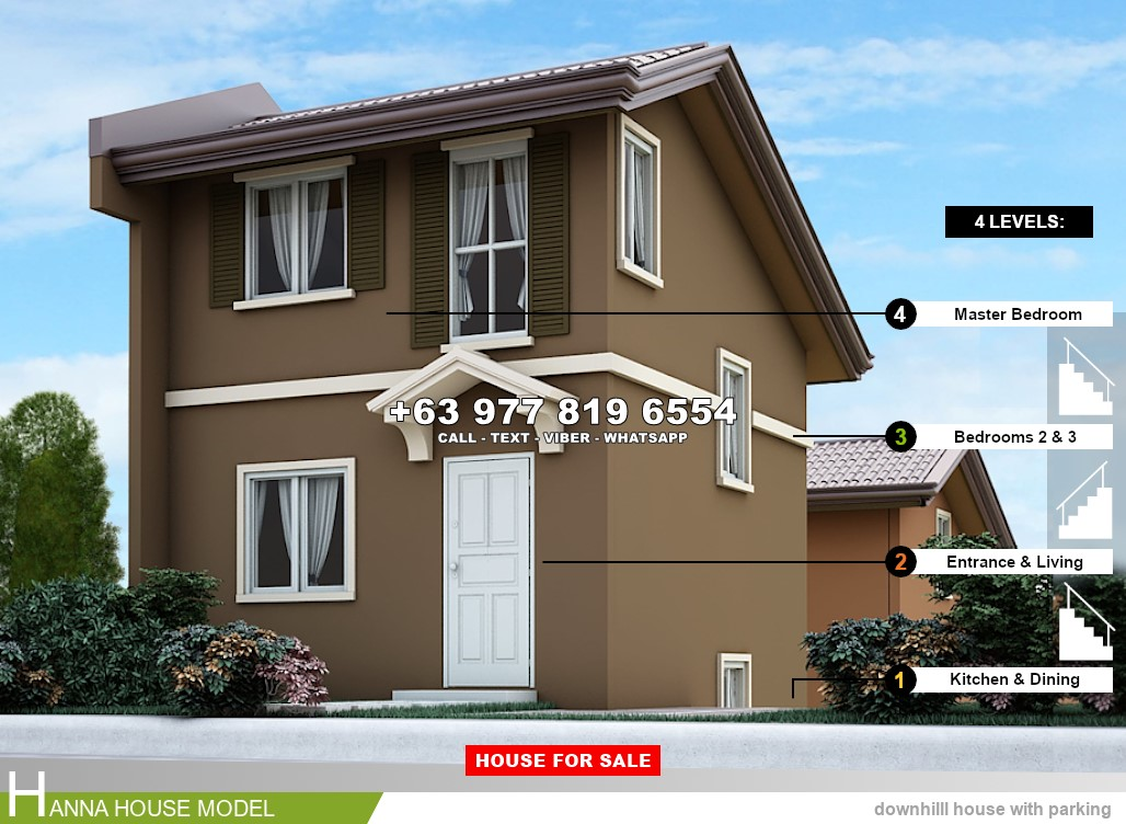 Hanna House for Sale in Bicol