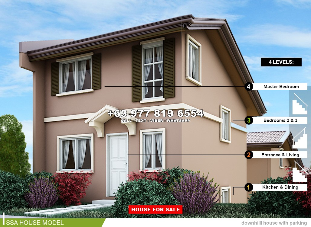 Issa House for Sale in Bicol