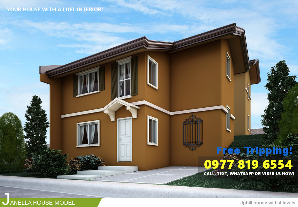 Janela House for Sale in Bicol
