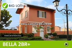 Bella House and Lot for Sale in Bicol Philippines