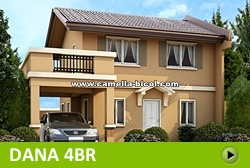 Dana - House for Sale in Bicol City