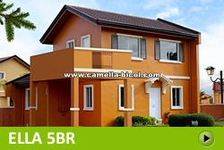 Ella House and Lot for Sale in Bicol Philippines