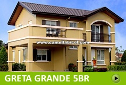Greta - House for Sale in Bicol City