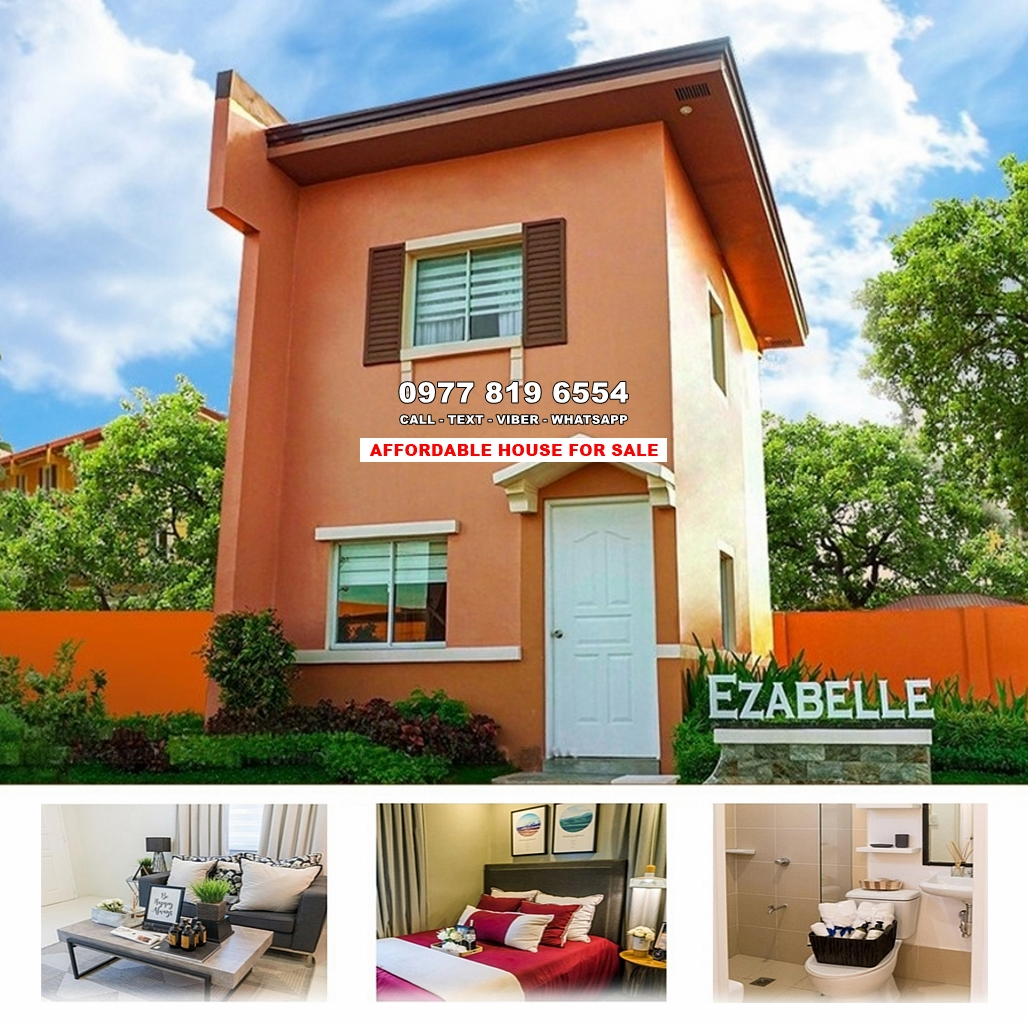 Ezabelle House for Sale in Bicol