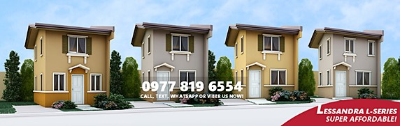 Lessandra Affordable Homes for Sale