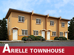 Arielle - Townhouse for Sale in Bicol City