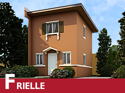 Frielle - Affordable House for Sale in Bicol City
