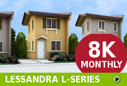 Lessandra Affordable Houses in  Camella Bicol